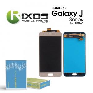 Samsung Galaxy On7 / J7 Prime 2 (SM-G611F) Display module LCD + Digitizer gold GH96-11543A