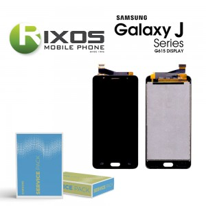Samsung Galaxy J7 Max (SM-G610F) Display module LCD + Digitizer black GH96-10965B