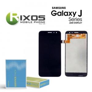 Samsung Galaxy J2 Core 2018 (SM-J260F) Display module LCD + Digitizer black GH97-22242A