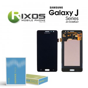 Samsung Galaxy J3 Pro (SM-J310F) Display module LCD + Digitizer black GH97-18977B
