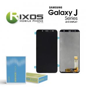 Samsung Galaxy J6+ 2018 / J4+ (SM-J610F - J415 ) Display module LCD + Digitizer black GH97 -22582A