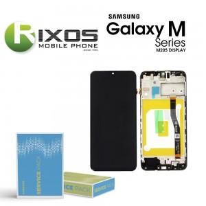 Samsung Galaxy M20 (SM-M205F) Display unit complete black GH82-18682A