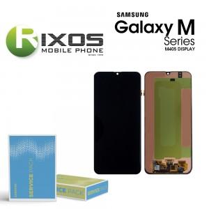 Samsung Galaxy M40 (SM-M405F) Display unit complete black GH82-20476A