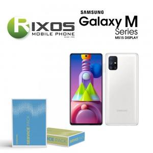 Samsung Galaxy M51 (SM-M515F) Display unit complete black GH82-24168A