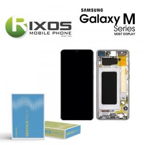 Samsung Galaxy M30s (SM-M307F) Display unit complete black GH82-21266A
