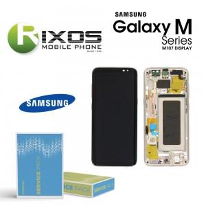 Samsung Galaxy M10s (SM-M107F) Display unit complete black GH82-19571A OR GH82-19572A OR GH82-21250A