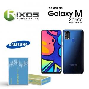 Samsung Galaxy M21s (SM-M217F) Lcd Display Unit Complete Black GH82-22631A OR GH82-22405A