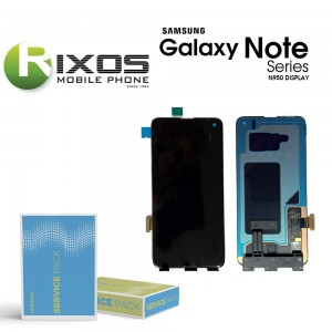 Samsung Galaxy Note 8 (SM-N950 2017 ) Lcd Display unit complete no frame GH96-11033A