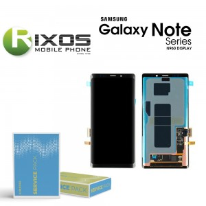 Samsung Galaxy Note 9 (SM-N960F 2018 ) Lcd Display unit complete no frame GH96-11759A