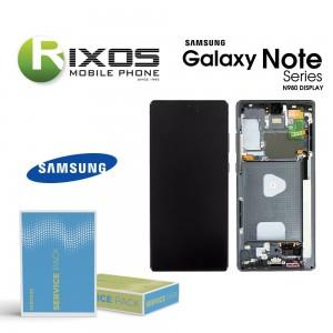 Samsung Galaxy Note 20 (SM-N980F SM-N981F) Lcd Display unit complete mystic grey GH82-23495A OR GH82-23733A