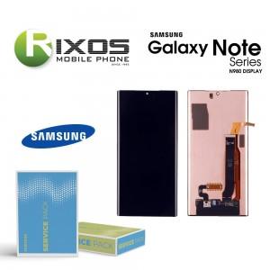 Samsung Galaxy Note 20 (SM-N980F SM-N981F) Display unit complete no frame GH96-13566A