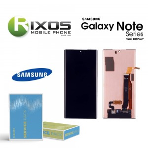 Samsung Galaxy Note 20 Ultra (SM-N985F) Lcd Display unit complete no frame GH96-13555A