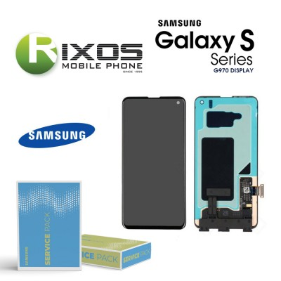 Samsung Galaxy S10E (SM-G970F 2019 ) Lcd Display unit complete no frame GH96-12251A
