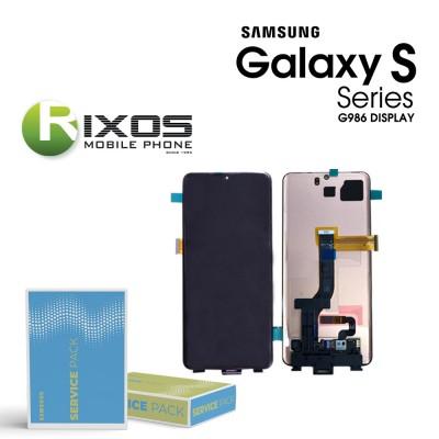 Samsung Galaxy S20 Plus (SM-G986F) Display unit complete no frame GH96-13030A