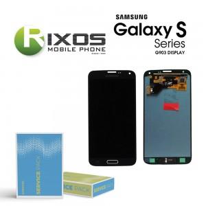 Samsung Galaxy S5 Neo (SM-G903F) Display module LCD + Digitizer black GH97-17787A