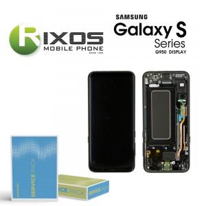 Samsung Galaxy S8 Plus (SM-G955F) Display unit complete black GH97-20470A