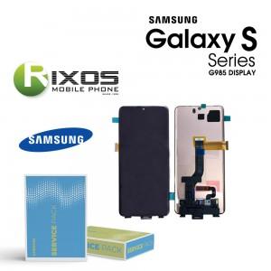 Samsung Galaxy S20 (SM-G985F) Display unit complete no frame GH96-13030A
