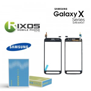 Samsung Galaxy SM-G390 ( X Cover 4 ) Lcd Display unit complete GH96-10604A