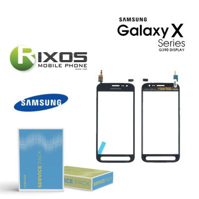 Samsung Galaxy SM-S5690 ( X Cover  ) Lcd Display unit complete GH59-11438A
