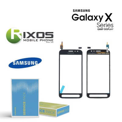 Samsung Galaxy SM-G889 ( X Cover Field Pro ) Lcd Display unit complete GH82-20498A