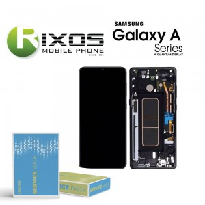 Samsung Galaxy A Qantum Display unit complete prism crush black