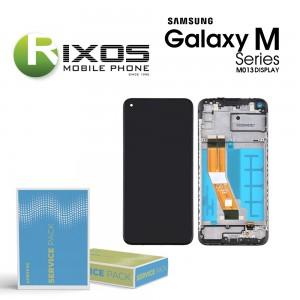 Samsung Galaxy M01 Core (SM-M013F) Display unit complete black
