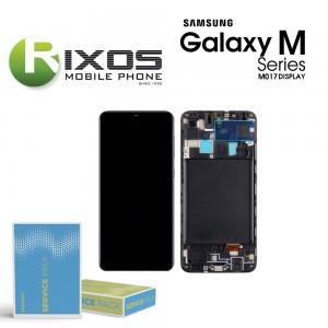 Samsung Galaxy M01s (SM-M107F) Display unit complete black