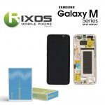 M107 Service Pack Lcd