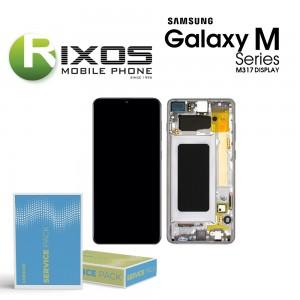 Samsung Galaxy M31s (SM-M317F) Display unit complete black GH81-13736A