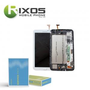 Samsung Galaxy Tab 3 7.0 Wifi (SM-T210) Display unit complete white GH97-14754A