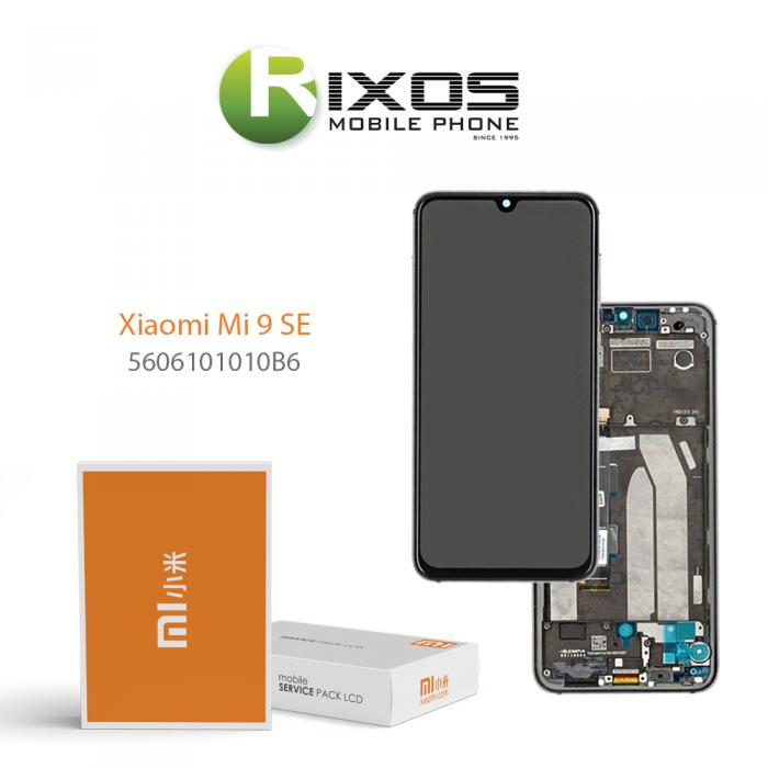 Xiaomi Mi 9 SE (M1903F2G) Display unit complete grey 5606101010B6