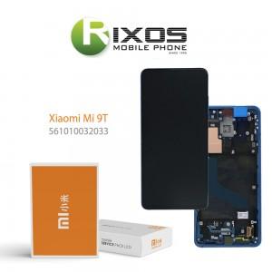 Xiaomi Mi 9T (M1903F10G) Mi 9T Pro (M1903F11G) Display unit complete (Service Pack) glacier blue 561010032033